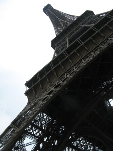 Eiffel Tower!